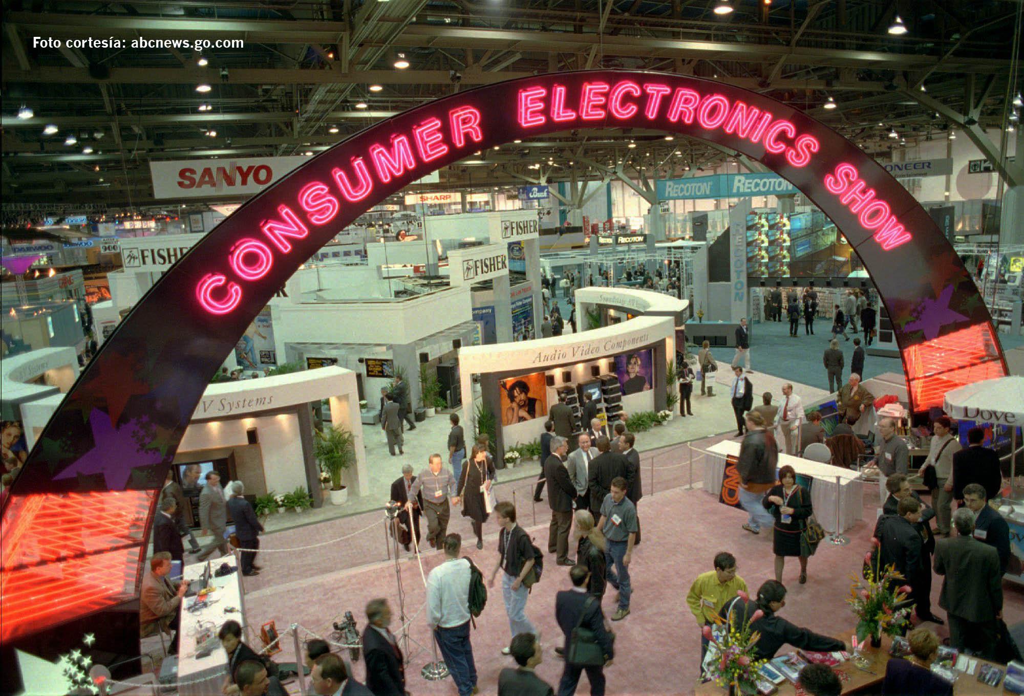 International CES abre sus puertas en el nuevo año