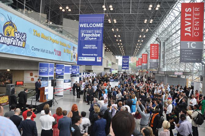 Feria internacional de franquicias 2016