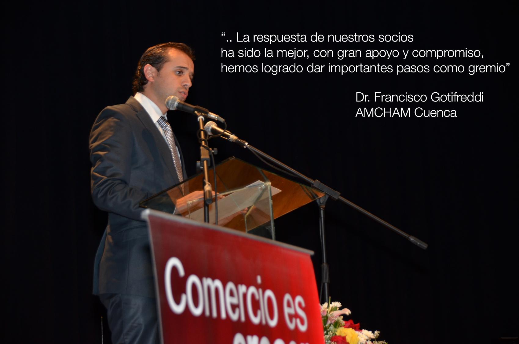 Desde AMCHAM Cuenca: Consolidando el trabajo con los agremiados