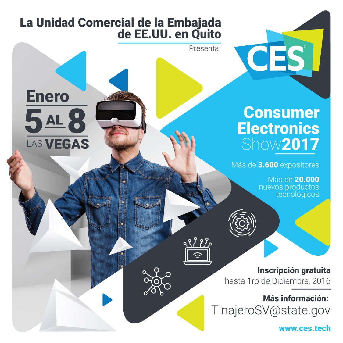 CONSUMER ELECTRONICS SHOW 2017